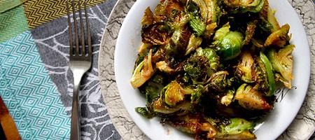 Жареная брюссельская капуста рецепты приготовления