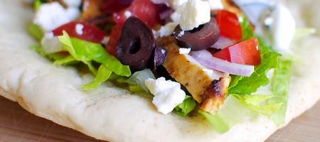 Греческая пита - пошаговый рецепт с фото. Автор рецепта Мила К ...   200x450